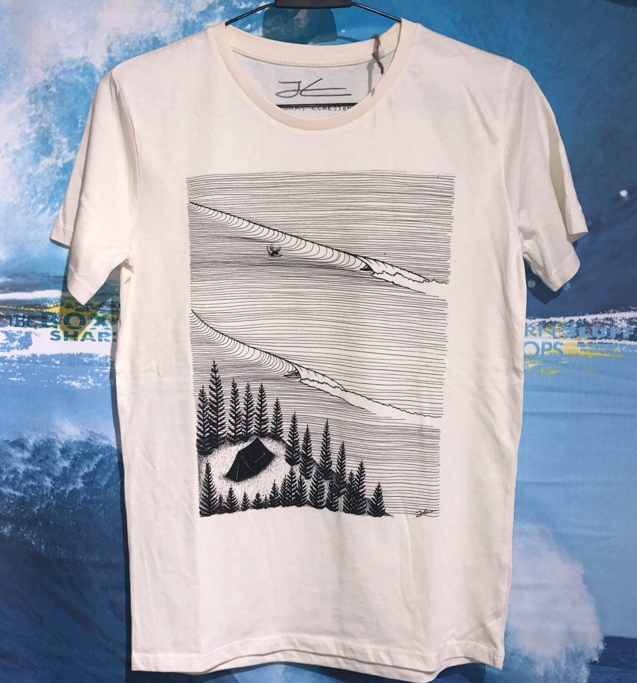 T-Shirt Jonas Claesson What s Up Lannion 767ee84fe73d
