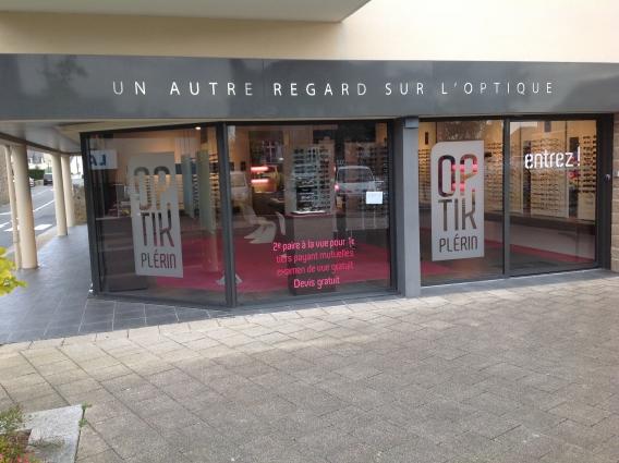 f33b29ccae7559 OPTIK PLÉRIN à PLERIN opticien lunettistes près de Saint Brieuc dans ...