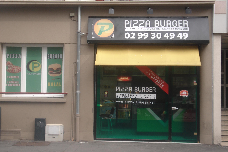 pizza burger rennes en ille et vilaine sur citymalin. Black Bedroom Furniture Sets. Home Design Ideas