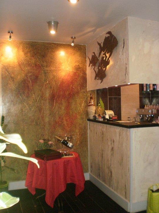 L art du feu quimper en finistere sur citymalin - Gallery cuisine quimper ...