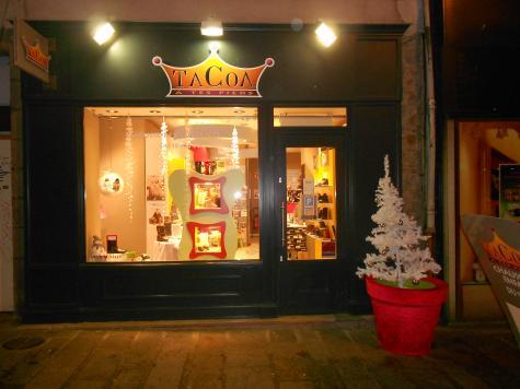 1695a9a16cb277 TACOA A TES PIEDS : Mode & accessoires | Chaussures à SAINT-BRIEUC ...