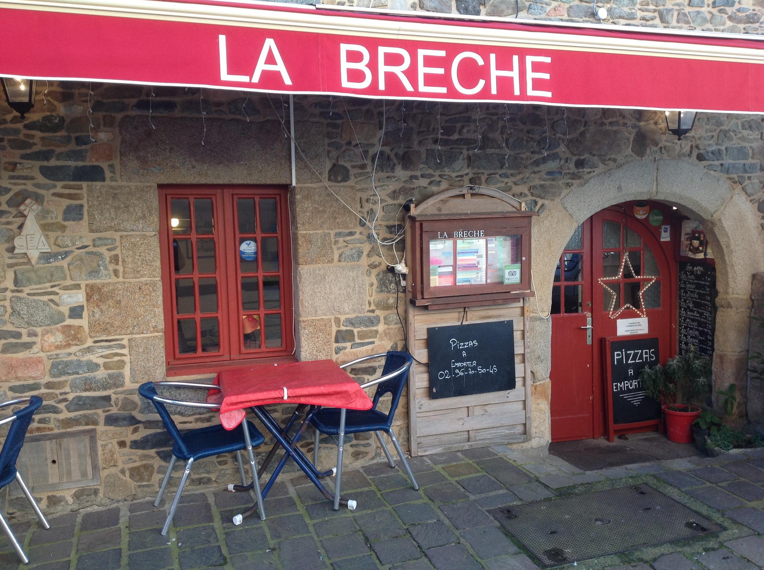 Adresse Restaurant Le Big Marcel St Brieuc
