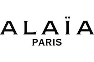 marque ALAÏA PARIS