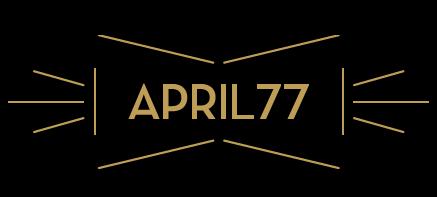 marque APRIL 77