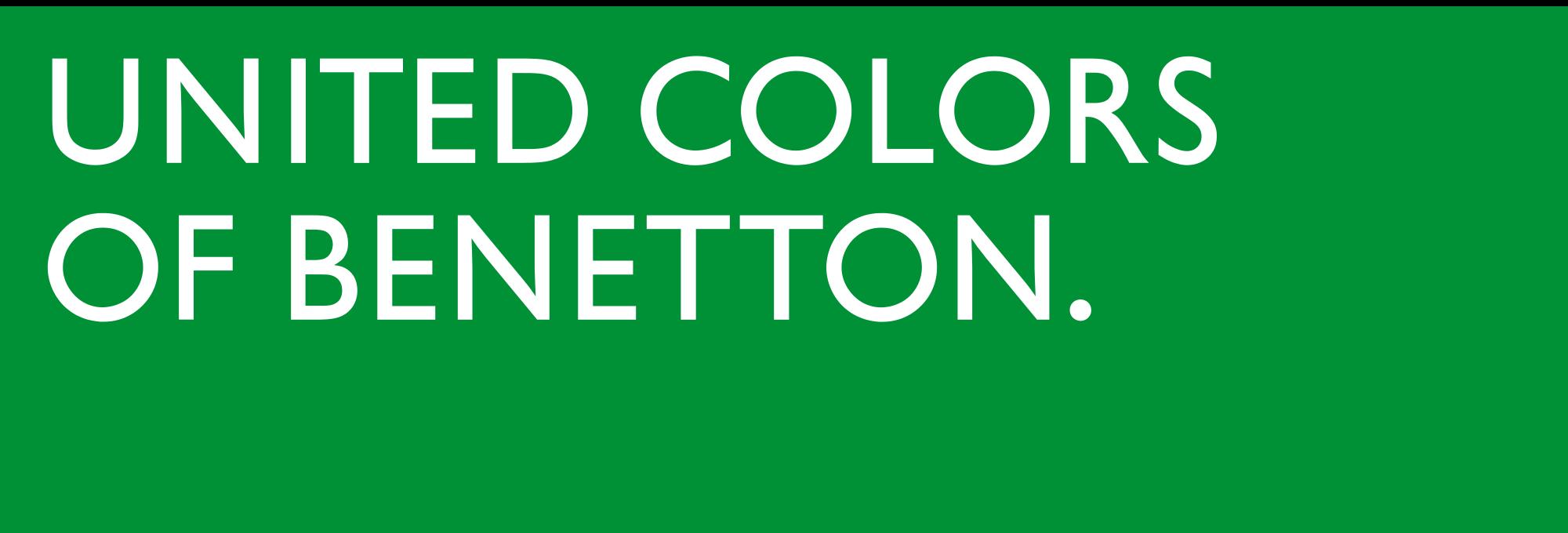 marque BENETTON