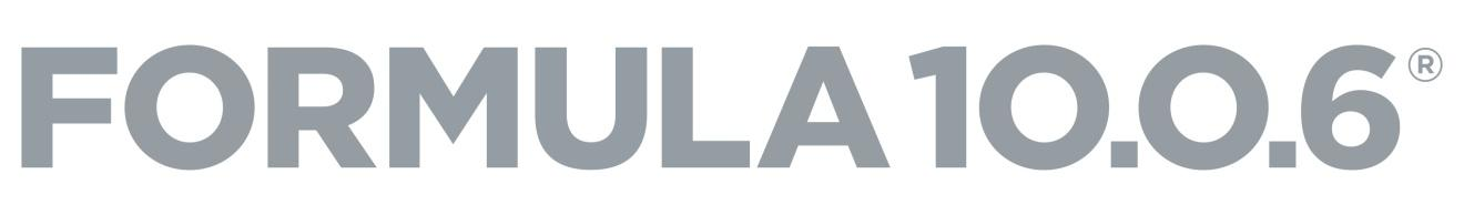 marque FORMULA 10.0.6