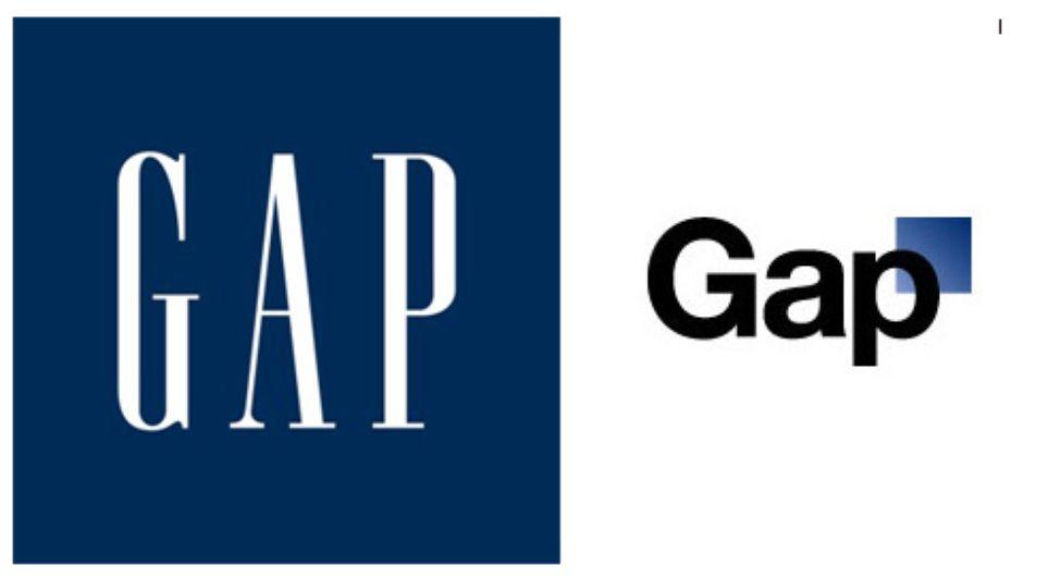 marque GAP