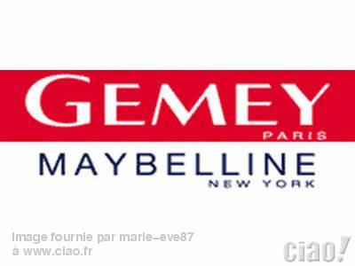 marque GEMEY-MAYBELLINE