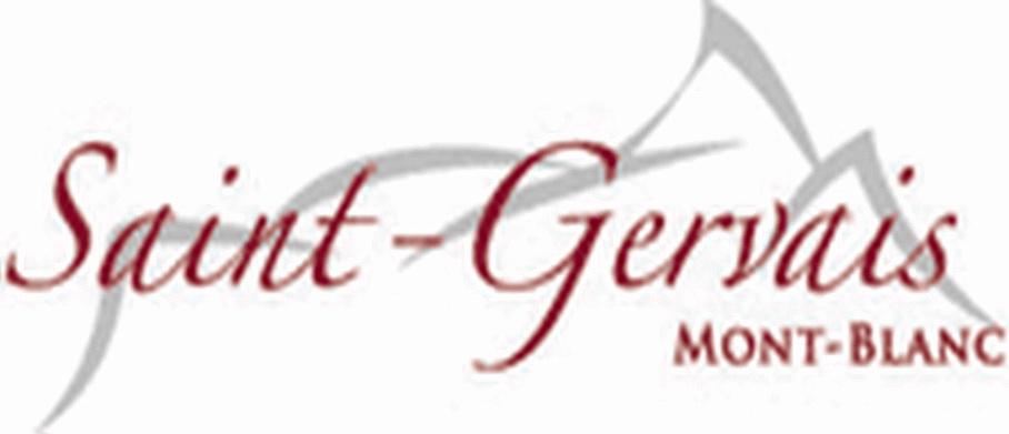 marque ST GERVAIS MONT BLANC