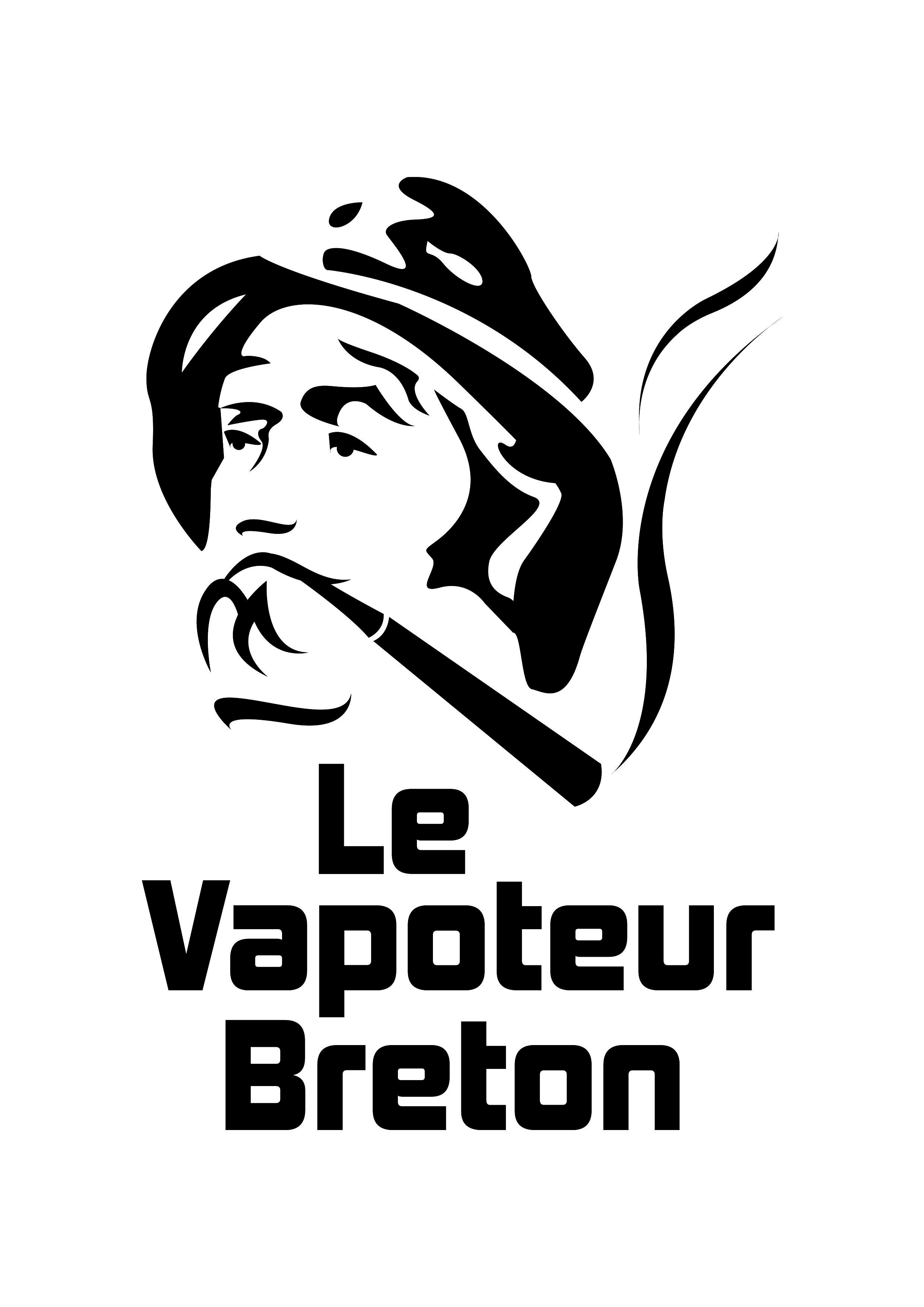 marque LE VAPOTEUR BRETON