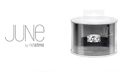 marque JUNE BY NETATMO