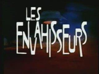 marque LES ENVAHISSEURS
