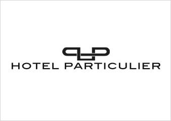 marque HOTEL PARTICULIER